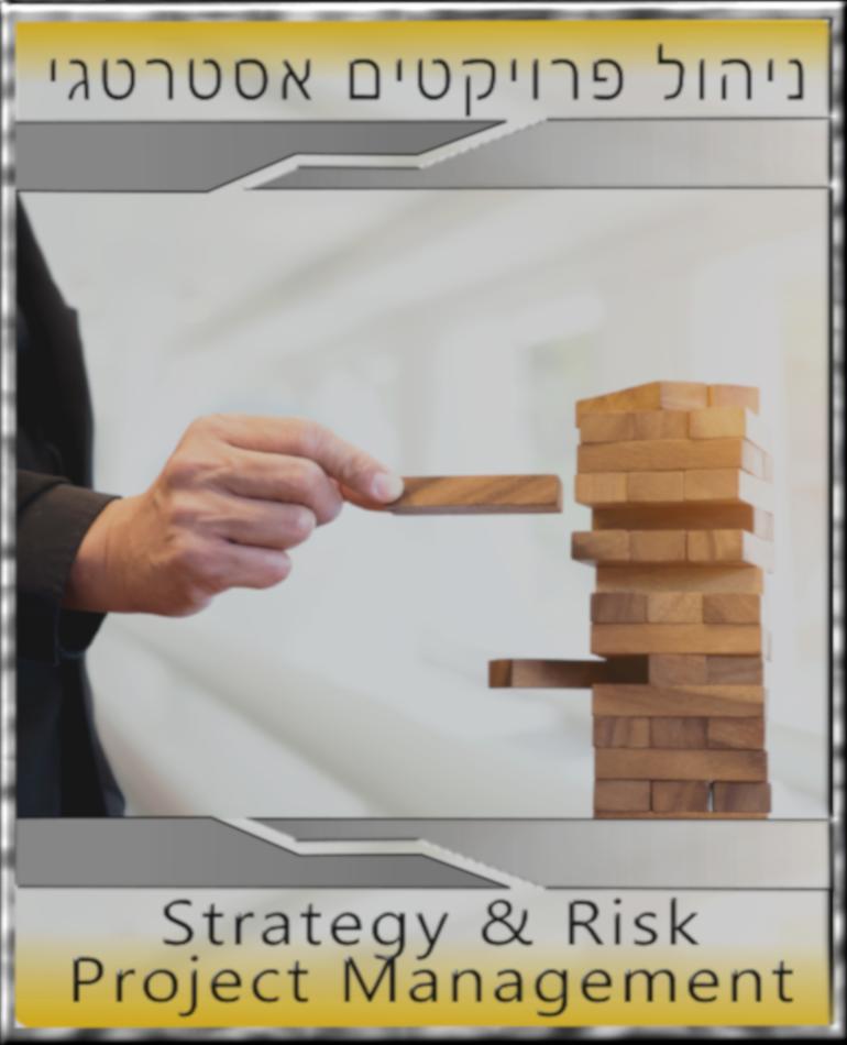 ניהול פרוייקטים אסטרטגי- מכון מתודע